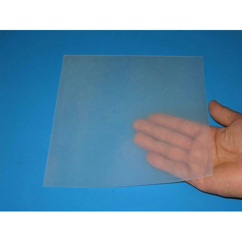 Transparent PVC Sheet