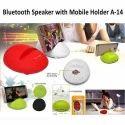 Mobile Holder Bluetooth Speaker