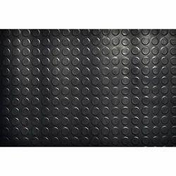 Coin Floor Rubber Mat