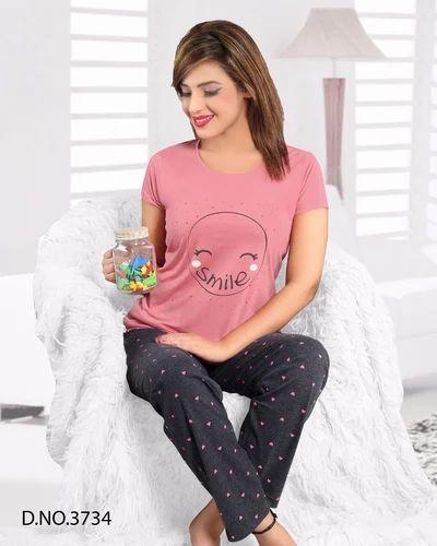 ea3c2f534c Full Length Cotton MAKHIJA  S Pyjama Sets