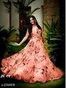 Women Chiffon Long Dress
