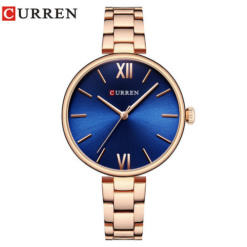 Women Fashion Watches Curren