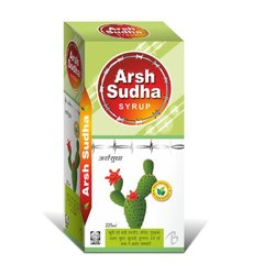 PCI Arsh Sudha Syrup, Packaging Size: 225 mL, Grade Standard: Medicine