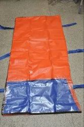 Dead Body Bags 3-Side Zipper Envelope Type