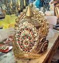 Brass Mukut