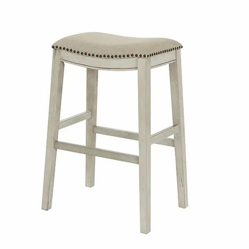 Swell Wooden Upholstery Bar Stool Caraccident5 Cool Chair Designs And Ideas Caraccident5Info