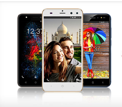 Intex Elyt Dual Android Mobile