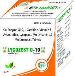Co-Enzyme Q10 & Multi Tab