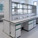 Mild Steel Laboratory Bench