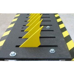 Spike Barrier for road safety