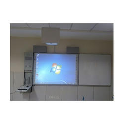 Premium Smart Classroom With Optical Board