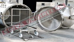 Horizontal Retort  Food Processing Machines