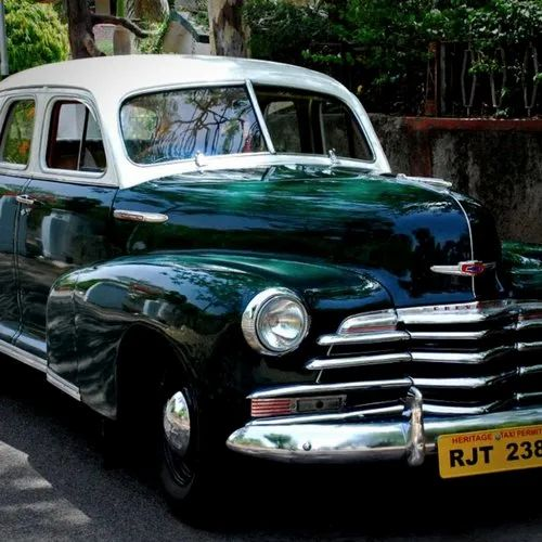 Chevrolet Fleetmaster 1947 Car Rental Service At Rs 21000 Unit Car Rental Service Old Timers Udaipur Id 15874419797
