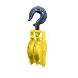 Shank Hook Type Sagging Pulley