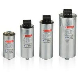 Resin Filled Capacitors