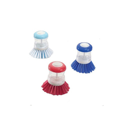 Utensil Brush With Container