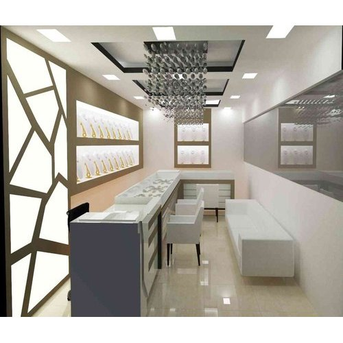 Jewellery Shops Interior Designing Service At Rs 800 Square Feet Jewellery Showroom Interiors Small Jewellery Shop Interior आभ षण क द क न क इ ट र यर सर व स ज व लर श प इ ट र यर आभ षण क
