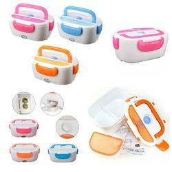 Plastic Electronic Lunch Box, Capacity: 500 Gm-1 Kg