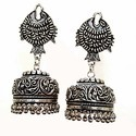 Ladies Jhumki Earring Set