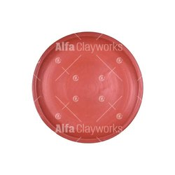 Terracotta Clay Plates