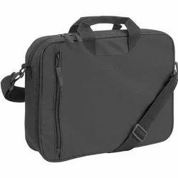 Polyester Black Laptop Executive Bag, Capacity: 2 Kg