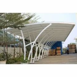 Car Parking Tensile Structure