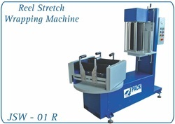 JSW-01 R Reel Stretch Wrapping Machine