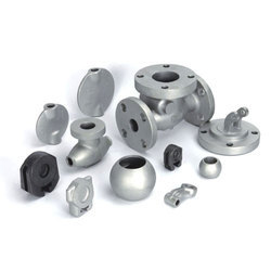 Investment Casting Ball Valve Components