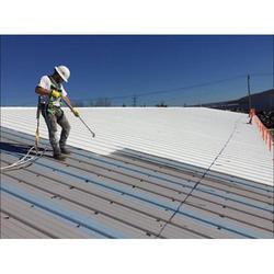 Industrial Roof Coating Service