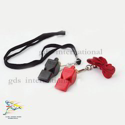 Whistle And Lanyard