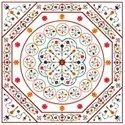 Marble Inlay Flooring