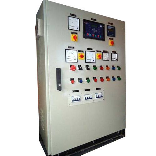 Mild Steel Three Phase AMF Panel, For Power Failure, Ip Rating: Ip44