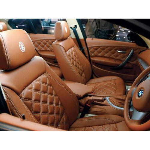 Car Designer Leather Seat Cover At Rs 20000 Set Car Seat Cover