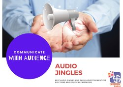 Digital Audio Jingles and Advertising Service, For Promotion, in India