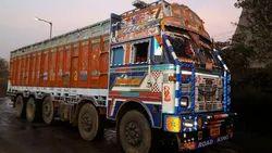Mumbai to Pan India Truck Transportation Service