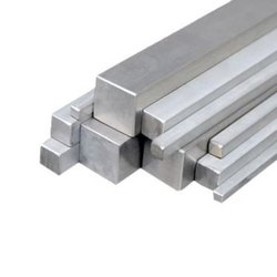 Stainless Steel 347 Square Bar