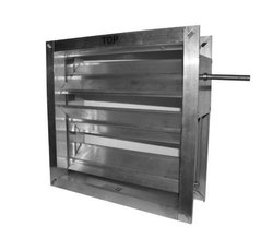 Advance Aircool GI Volume Control Dampers