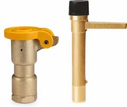 Brass Quick Coupling Valve