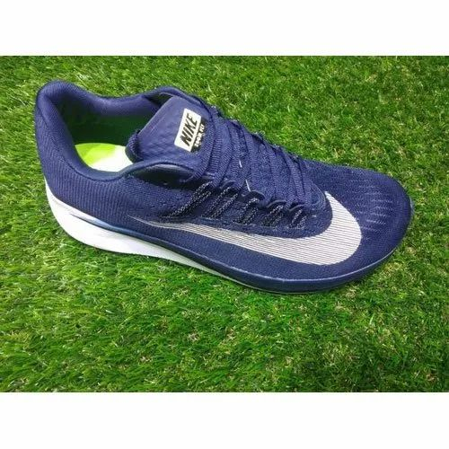 Rubber Mens Running Shoes, Laces