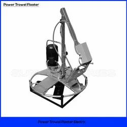 Electric Power Trowel Floater