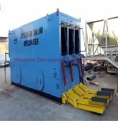 Bitumen Melting Plant