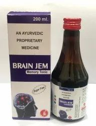 AYURVEDIC BRAIN TONIC 200 ML