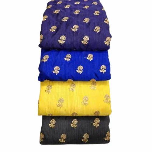 37c63ba08 Embroidered Nylon Silk Fabric