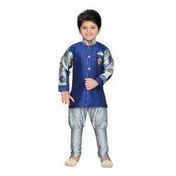 Top, Bottom And Jacket Kids Sherwani, 2 to 8 year