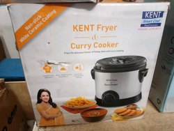 Kent Fryer Curry Cooker