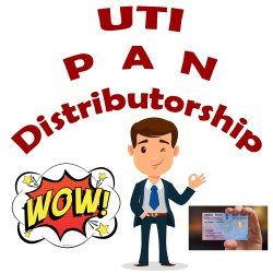 Online UTI Pan Distributorship Service