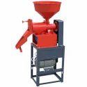 Mini Rice Machine, Capacity: 120-140 Kgs Per Hour