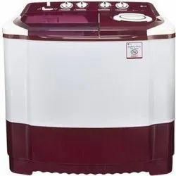 LG P7559R3FA 6.5 kg Semi Automatic Top Load Washing Machine Maroon