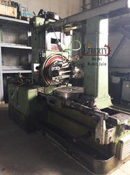 TOS FO 10 Gear Hobbing Machine