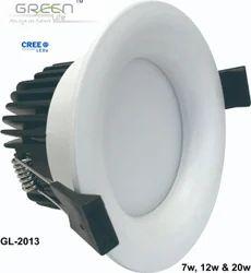 Gl - LED Difuse Cob Downlight 2013